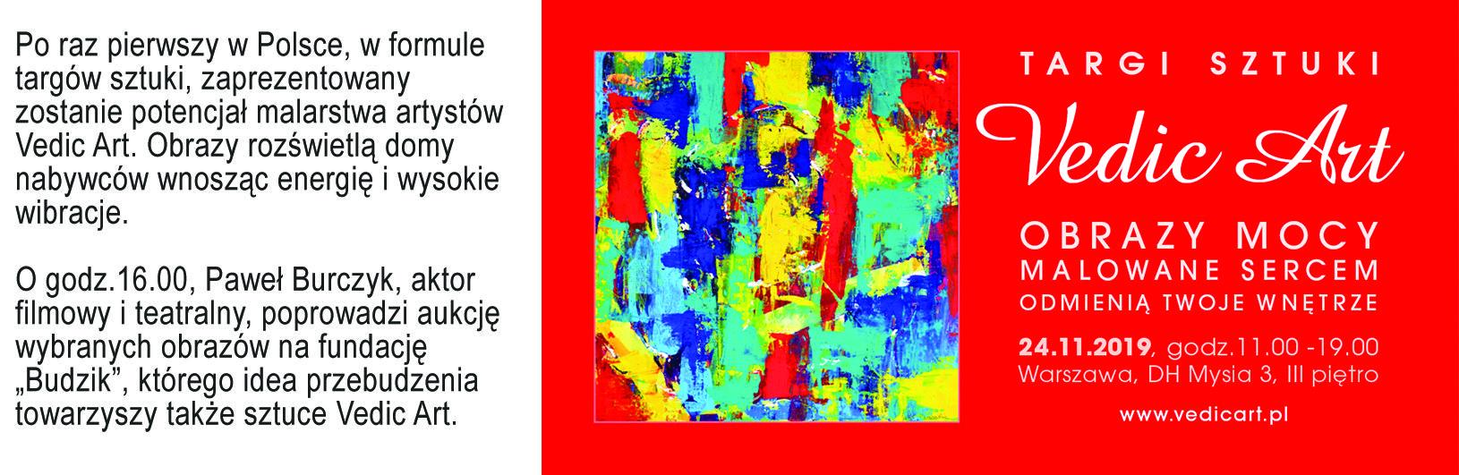 Vedic Art – Sztuka Życiowej Kreacji.